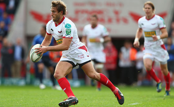 European Professional Club Rugby | Scarlets v Leinster Rugby